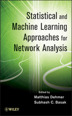 Dehmer, Matthias - Statistical and Machine Learning Approaches for Network Analysis, e-kirja