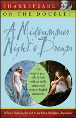 Shakespeare, William - Shakespeare on the Double! A Midsummer Night's Dream, ebook