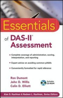 Dumont, Ron - Essentials of DAS-II Assessment, ebook
