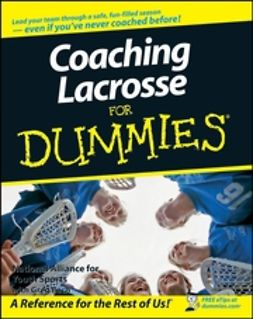 Bach, Greg - Coaching Lacrosse For Dummies, ebook