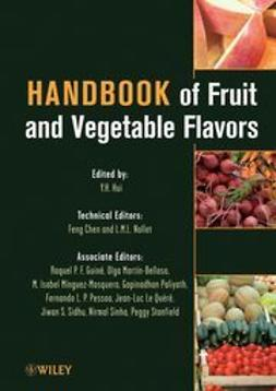 Chen, Feng - Handbook of Fruit and Vegetable Flavors, ebook