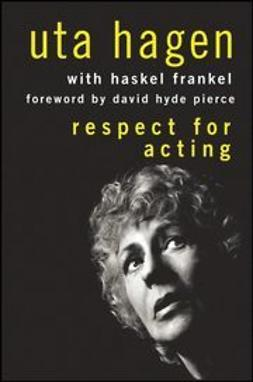 Hagen, Uta - Respect for Acting, ebook