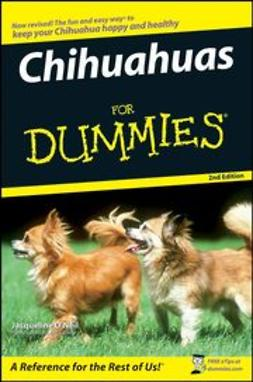 O'Neil, Jacqueline - Chihuahuas For Dummies, ebook