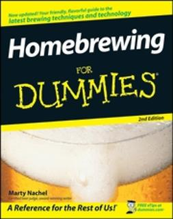 Nachel, Marty - Homebrewing For Dummies, ebook