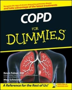 Felner, Kevin - COPD For Dummies, ebook