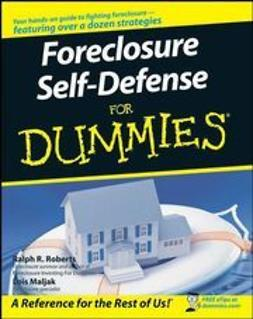 Roberts, Ralph R. - Foreclosure Self-Defense For Dummies, ebook