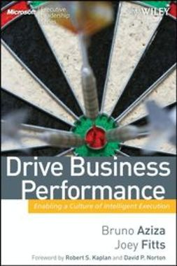 Aziza, Bruno - Drive Business Performance: Enabling a Culture of Intelligent Execution, e-kirja