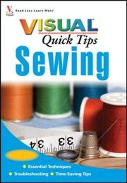 Colgrove, Debbie - Sewing VISUAL<sup><small>TM</small></sup> Quick Tips, ebook