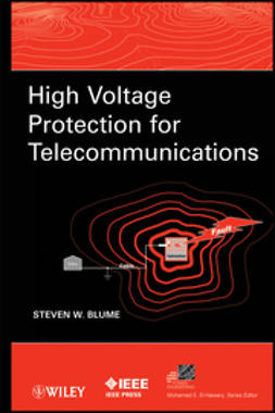 Blume, Steven W. - High Voltage Protection for Telecommunications, e-bok
