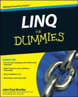 Mueller, John Paul - LINQ For Dummies, ebook