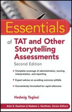 Teglasi, Hedwig - Essentials of TAT and Other Storytelling Assessments, e-kirja