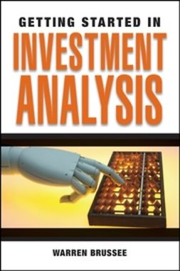 Brussee, Warren - Getting Started in Investment Analysis, ebook