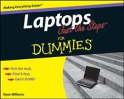 Williams, Ryan - Laptops Just the Steps For Dummies, ebook