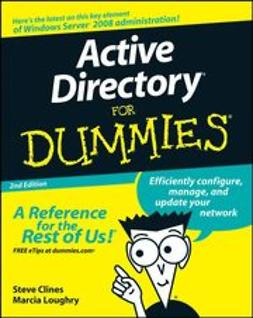 Clines, Steve - Active Directory For Dummies, ebook