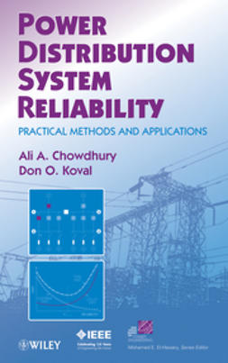 Chowdhury, Ali - Power Distribution System Reliability: Practical Methods and Applications, e-kirja
