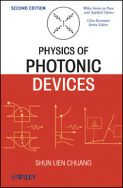 Chuang, Shun Lien - Physics of Photonic Devices, ebook