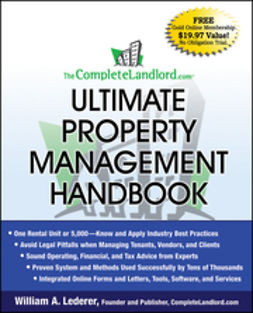 Lederer, William A. - The CompleteLandlord.com Ultimate Property Management Handbook, ebook