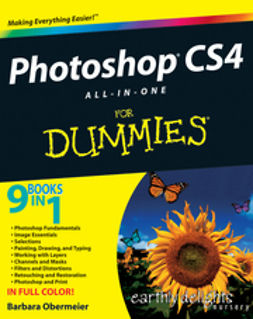Obermeier, Barbara - Photoshop CS4 All-in-One For Dummies, e-bok