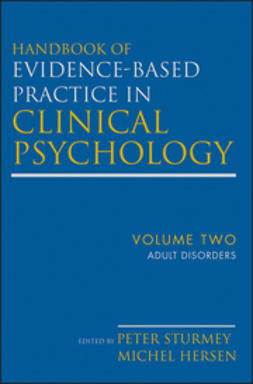 Hersen, Michel - Handbook of Evidence-Based Practice in Clinical Psychology, Adult Disorders, ebook