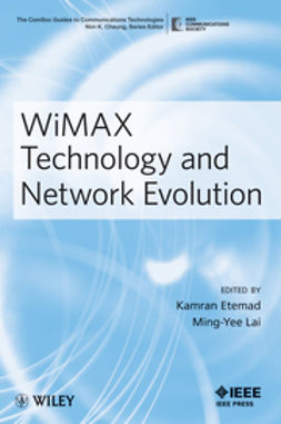 Etemad, Kamran - WiMAX Technology and Network Evolution, e-kirja