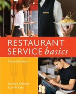 Dahmer, Sondra J. - Restaurant Service Basics, ebook