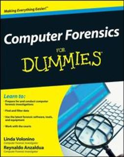 Anzaldua, Reynaldo - Computer Forensics For Dummies, ebook