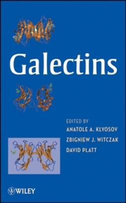 Klyosov, Anatole A. - Galectins, e-bok