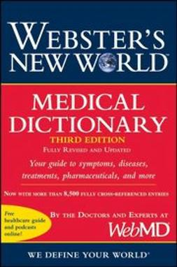 UNKNOWN - Webster's New World Medical Dictionary, ebook