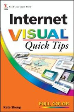Shoup, Kate - Internet Visual Quick Tips, e-bok