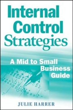 Harrer, Julie - Internal Control Strategies: A Mid to Small Business Guide, e-kirja
