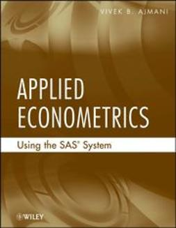 Ajmani, Vivek - Applied Econometrics Using the SASSystem, ebook