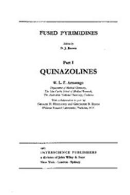 Armarego, W. L. - The Chemistry of Heterocyclic Compounds, Fused Pyrimidines, e-kirja