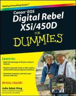 King, Julie Adair - Canon EOS Digital Rebel XSi/450D For Dummies, ebook
