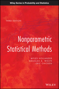 Hollander, Myles - Nonparametric Statistical Methods, ebook