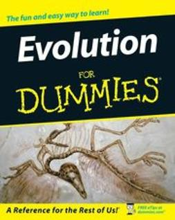 Krukonis, Greg - Evolution For Dummies, ebook