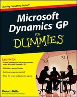 Bellu, Renato - Microsoft Dynamics GP For Dummies, ebook
