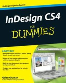Gruman, Galen - InDesign CS4 For Dummies, e-bok