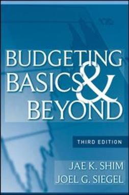 Shim, Jae K. - Budgeting Basics and Beyond, ebook