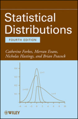 Evans, Merran - Statistical Distributions, ebook