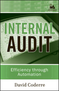 Coderre, David - Internal Audit: Efficiency Through Automation, ebook