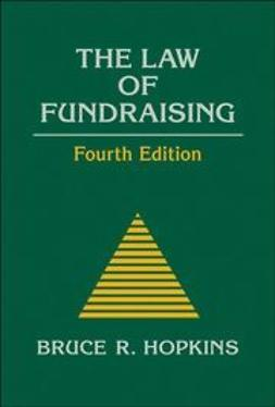 Hopkins, Bruce R. - The Law of Fundraising, ebook