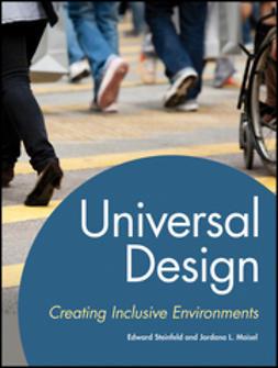 Maisel, Jordana - Universal Design: Creating Inclusive Environments, ebook