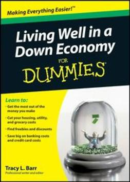 Barr, Tracy - Living Well in a Down Economy For Dummies, ebook