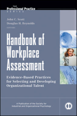 Scott, John C. - Handbook of Workplace Assessment, ebook