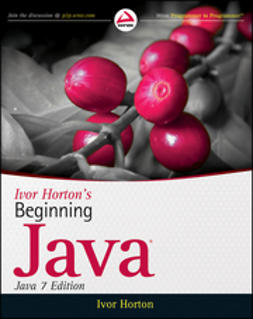 Horton, Ivor - Ivor Horton's Beginning Java, ebook