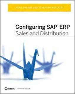 Mutsaddi, Ashutosh - Configuring SAP ERP Sales and Distribution, ebook