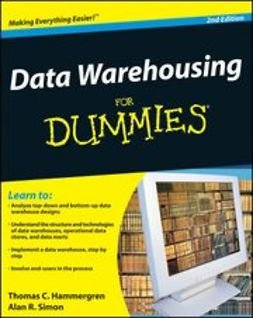 Hammergren, Thomas C. - Data Warehousing For Dummies, ebook