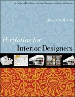 Mitton, Maureen - Portfolios for Interior Designers, ebook