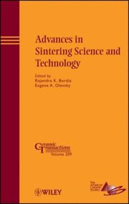 Olevsky, E. A. - Advances in Sintering: Ceramic Transactions, ebook