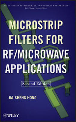 Hong, Jia-Sheng - Microstrip Filters for RF/Microwave Applications, ebook